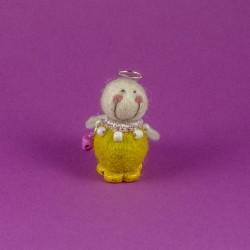 Vilten Mini Engel Staand 06